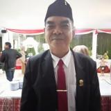 Heksa Sudarmadi, usai dilantik sebagai anggota DPRD Banyuwangi dari PDI Perjuangan