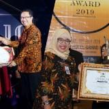 Sukses di Kampung Halaman, Bos Perum Green Stone Ini Raih Dua Penghargaan Nasional Sekaligus