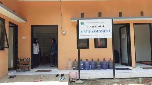 Camp Assesment Dinas Sosial Kota Malang menjadi salah satu fasilitas yang dimiliki Pemerintah Kota Malang untuk memberi pendampingan pada masyarakat tuna sosial (Pipit Anggraeni/MalangTIMES).