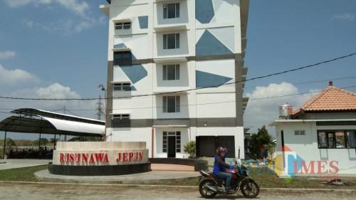 Rusunawa untuk MBR di Kelurahan Jepun, Tulungagung (foto : Joko Pramono/Jatim Times)