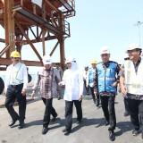 Kunjungi JIIPE, Gubernur Khofifah Bahas Kerjasama Tenaga Kerja Terampil