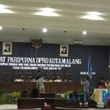 Purna Tugas, Anggota DPRD Kota Malang Dapat 'Pesangon'
