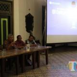 Kegiatan bincang bareng media yang diselenggarakan BI Jatim di Jogjakarta. (Foto: Nurlayla Ratri/MalangTIMES)
