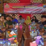 """Ngobrol Bersama dengan tema """"Merah Putih Indonesiaku"""" Kapolres Blitar dan Mahasiswa se Blitar Raya"""