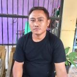 Roby Mufid Susana saat ditemui di rumahnya di�jalan�Mojomulyo, Desa Mojorejo, Kecamatan Junrejo,�Sabtu (24/8/2019). (Foto: Irsya Richa/MalangTIMES)