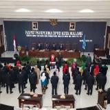 Sah, Made Rian Jadi Ketua Dewan Sementara DPRD Kota Malang