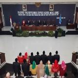 Teruntuk Anggota Legislatif yang Baru Dilantik, Wali Kota Malang Sampaikan Pesan Ini