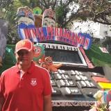 Disdag Kota Malang Kenalkan e-Retribusi Lewat Festival Kendaraan Hias 2019