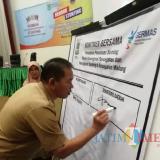 Isu Stunting, Dinas Pendidikan Training 200 Guru UKS, Sekda Kabupaten Malang : Ini Tindak Lanjut Komitmen Rembug Stunting