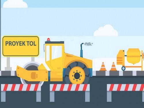 Ilustrasi pembangunan jalan (Ist)