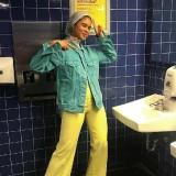 Bosan dengan Fashion Hijab yang Itu-itu Saja? Coba Gaya Neon ala MI Hassan