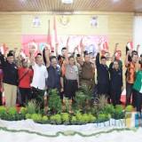 Polres Kediri Jamin Warga Papua dan Luar Daerah di Kabupaten Kediri Aman