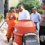 Satreskrim Polres Kediri Amankan Produsen Bibit Jagung Ilegal