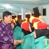 Walikota Kediri Lepas Kontingen Kadarkum Kota Kediri