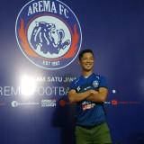Datang sebagai Pemain Jepang Pertama Arema FC, Takafumi Akahoshi Ingin Buat Sejarah Manis