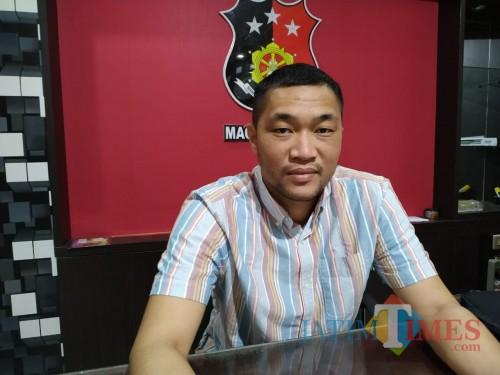 Kasat Reskrim Polres Tulungagung, AKP Hendi Septiadi / Foto : Anang Basso / Tulungagung TIMES