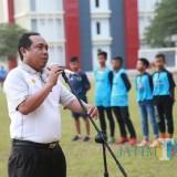 Didukung 35 AFK dan Klub, Haris Tofli Siap Pimpin Futsal Jatim
