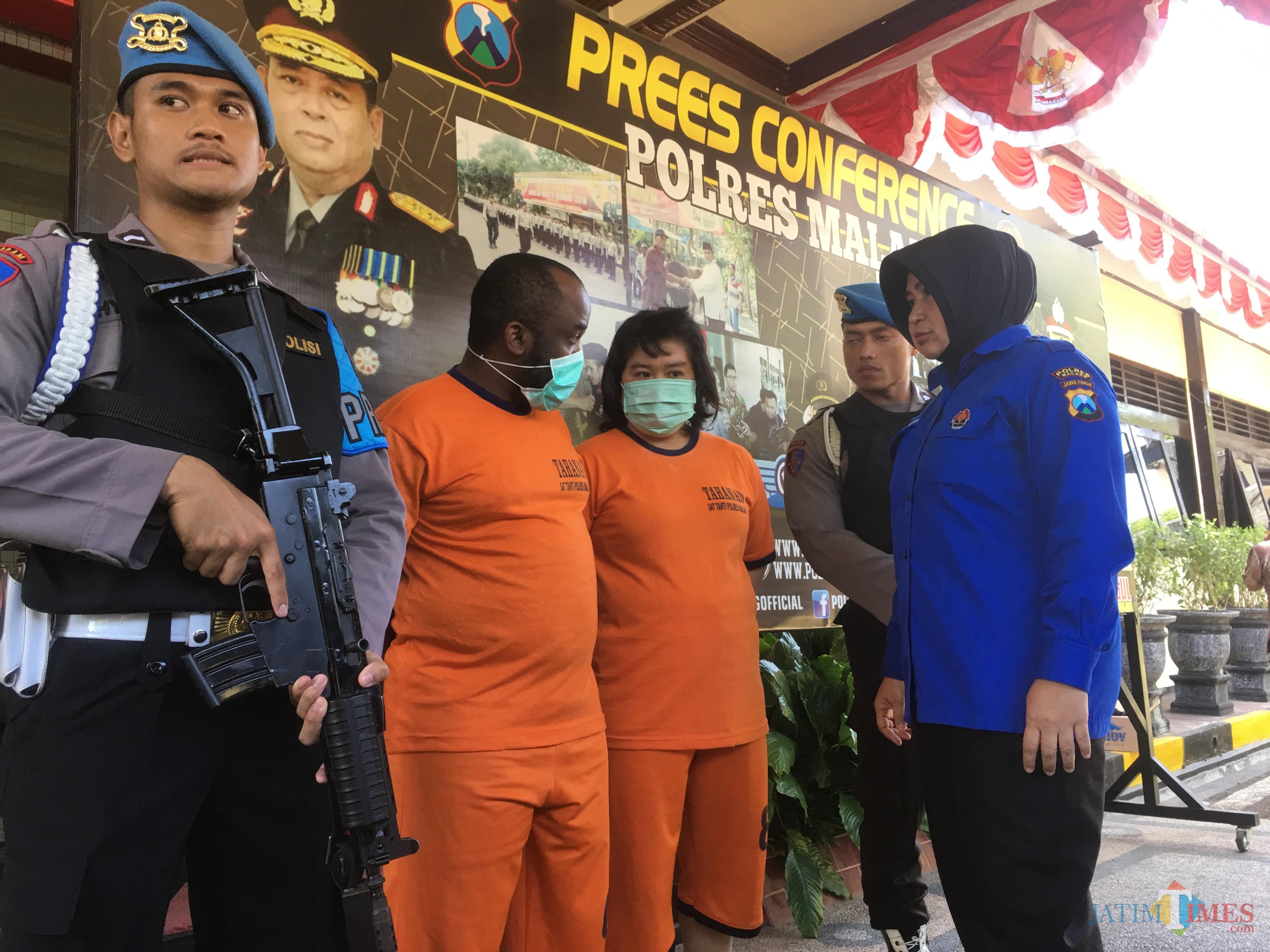 Lebih Dari 50 Korban Penipuan Skala Internasional Dua Orang Dari