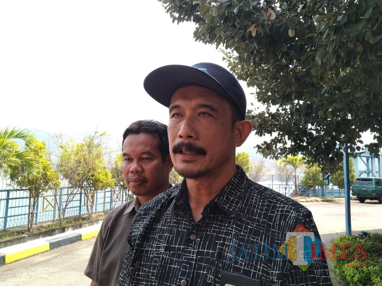 Kepala Sub-Divisi ASA 1/3 Jasa Tirta Hadi Witoyo (foto : Joko Pramono/Jatim Times)