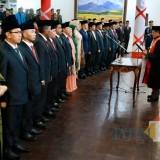 30 Anggota DPRD Kota Batu Resmi Dilantik, Ini Permintaan Wali Kota