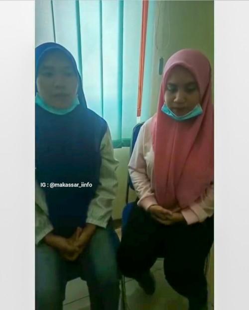 Foto: Screenshot video Instagram @makassar_info