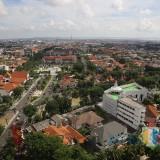 Kota Surabaya dari udara