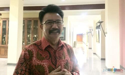 Mantan Ketua DPRD Kota Batu yang saat ini menjabat sebagai ketua sementara waktu Cahyo Edi Purnomo. (Foto: Irsya Richa/MalangTIMES)