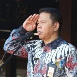 Kena Stroke, Kades Ini Dapat Apresiasi Sekda Kabupaten Malang Didik Budi Muljono