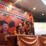 Danang Prambadanu Terpilih Jadi Ketua MPC PP  Kota Kediri