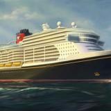 Kapal pesiar Disney Wish. (Foto: Istimewa)