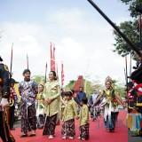 Perayaan Ulang Tahun Trenggalek Bergeser dari Unsur Keraton Solo ke keraton Mataraman Ngayogjakarta