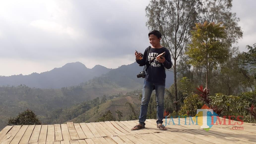 Menikmati Keindahan Desa Taji Wisata Kaki Langit Di Malang