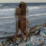 Prihatin dengan Kerusakan Alam, Produsen Video Porno Pornhub Buat Film di Pantai Kumuh