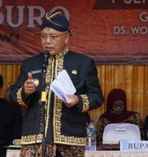 Plt Bupati Malang Sanusi berharap pengembangan wisata religi lebih dimaksimalkan lagi. (Ist)