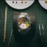 Unik, Jepang Ciptakan Bento Jam Tangan untuk Bekal