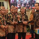 Desa Sidomulyo Terima Penghargaan Festival Gapura Cinta Negeri dari Presiden, 100 Warga Geruduk Monas