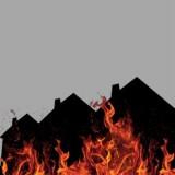 Korsleting Listrik, Gudang Pabrik Giling Tebu di Blitar Terbakar