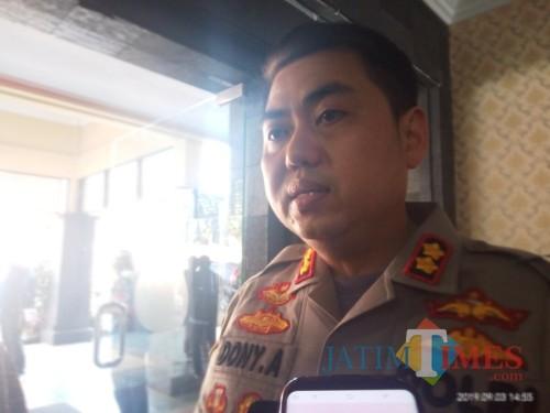 Kapolres Malang Kota AKBP Dony Alexander SIK MH (Anggara Sudiongko/MalangTIMES)