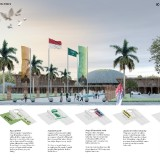 Desain Islamic Center Kota Malang Dipamerkan, Netizen: Subhanallah Mantap Sekali