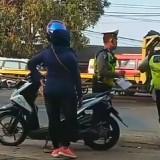 Berbeda dari Video Viral Anggota  Polisi di Tangerang, Razia Kendaraan Polres Malang Kota Kedepankan Ini