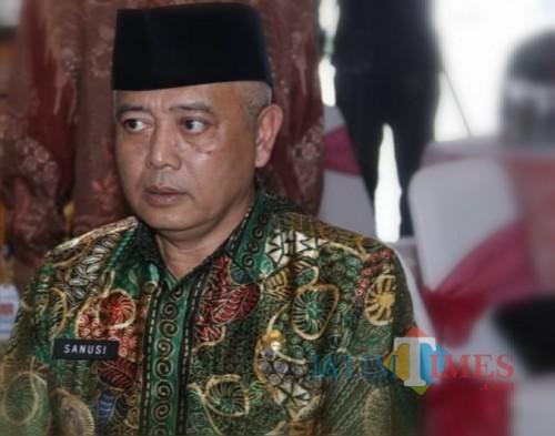 Plt Bupati Malang Sanusi mendukung penuh industri rokok kretek tangan yang disebutnya sebagai warisan kebudayaan Indonesia (for MalangTIMES)