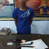Beli Pisau Belati, Remaja asal Dampit Jadi Buronan Polisi