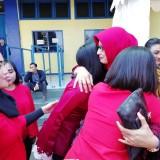 Buka Acara Expo, 30 Warga Binaan Lapas Wanita Terlihat Bangga dan Bahagia