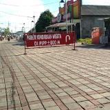 Rampungkan Pembangunan Halte, Pemkot Blitar Larang Becak Wisata Masuki Area City Walk