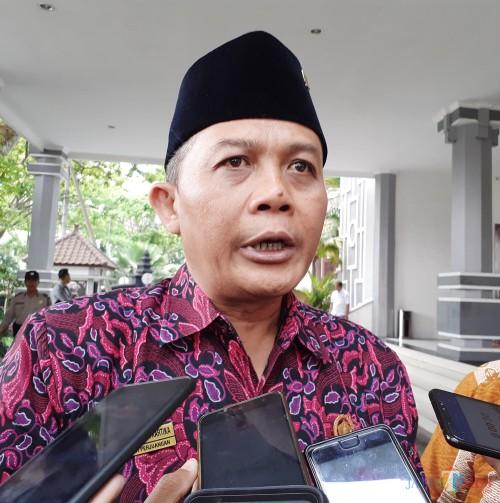 Ketua sementara DPRD Kota Malang I Made Rian DK (Arifina Cahyanti Firdausi/MalangTIMES)