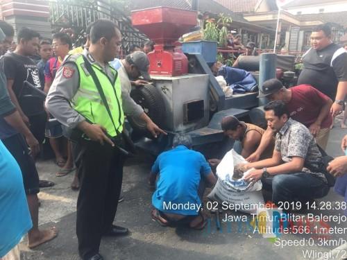 Kedua pelaku asal Jombang diamankan polisi dan warga