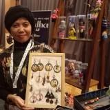 Aksesori Etnik Karya Perajin Malang Pikat Pasar Belanda hingga Jepang