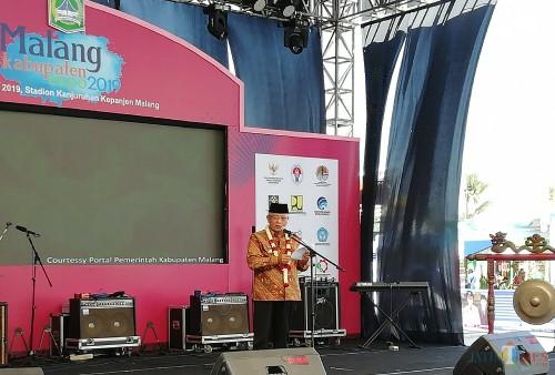Plt Bupati Malang Sanusi janjikan seluruh Kades sekolah S1 secara gratis (Nana)
