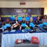 7 Kilo Paket Ganja yang Dikirim ke Empat Alamat di Malang, Berhasil Digagalkan