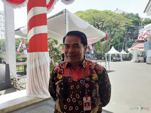 Sekretaris Daerah Kota Malang, Wasto (Arifina Cahyanti Firdausi/ MalangTIMES)